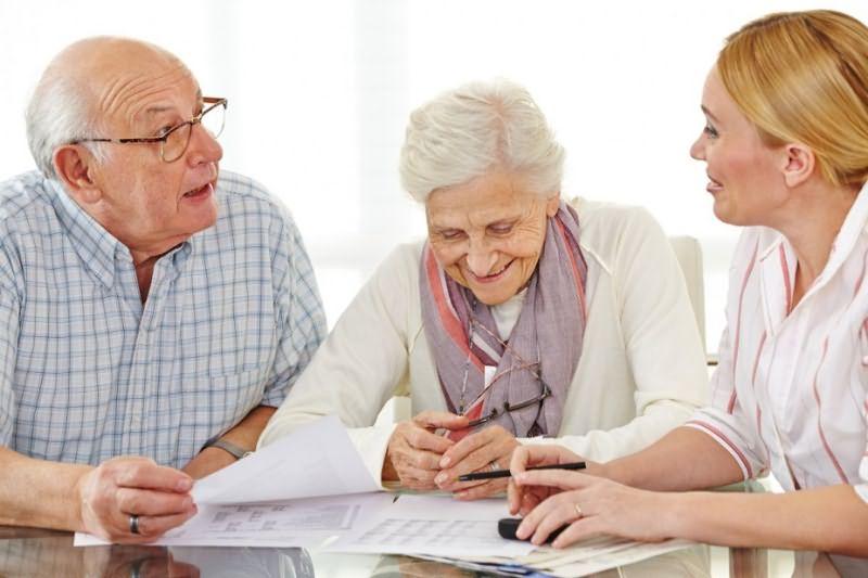 пенсию старости